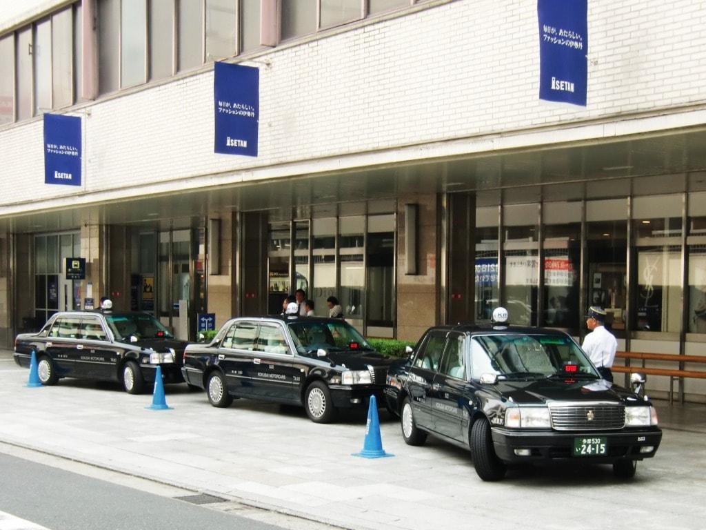 KMタクシー乗り場画像2