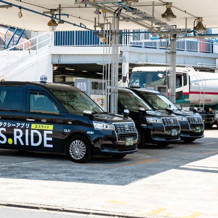 ジャパンタクシーの画像